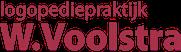 logo logopediepraktijk Voolstra
